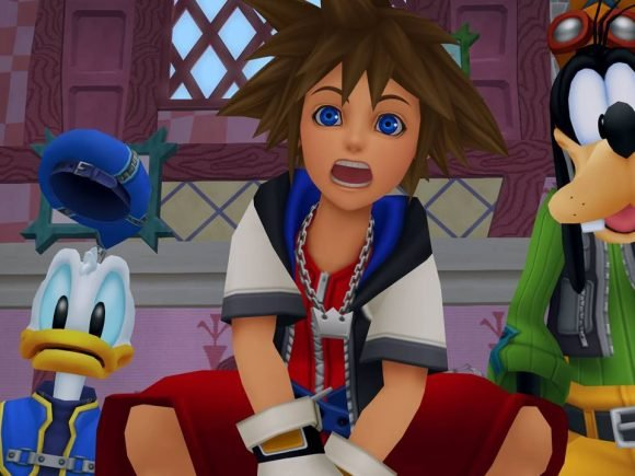 Kingdom Hearts: Birth by Sleep (PSP) Review 1