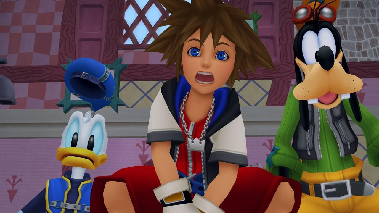 Kingdom Hearts: Birth by Sleep (PSP) Review