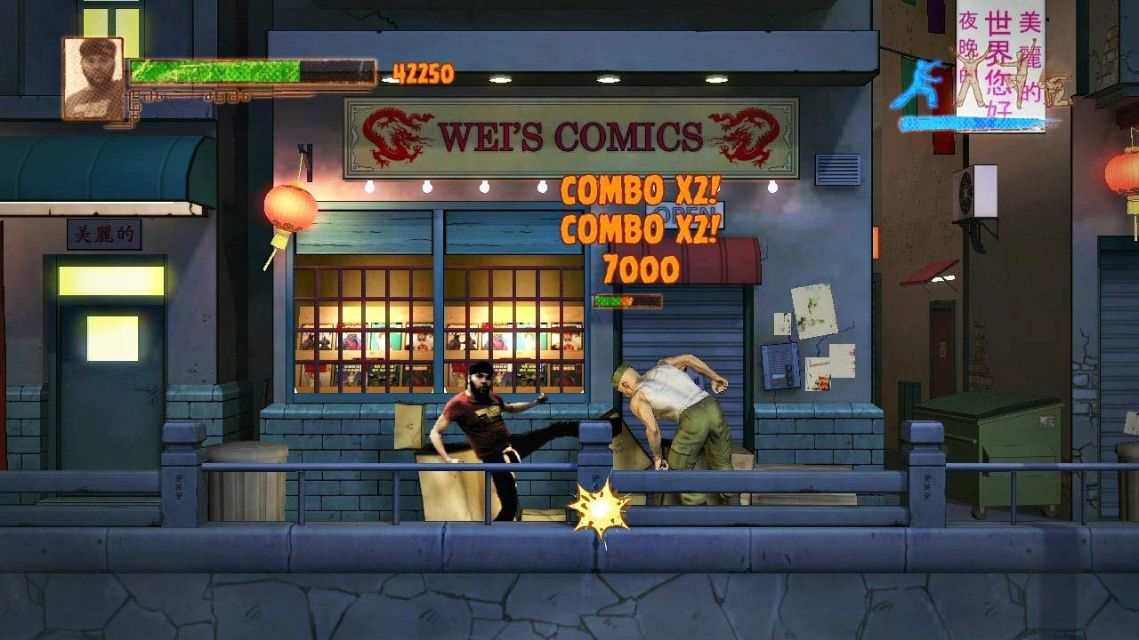 Kung Fu Live (PS3) Review