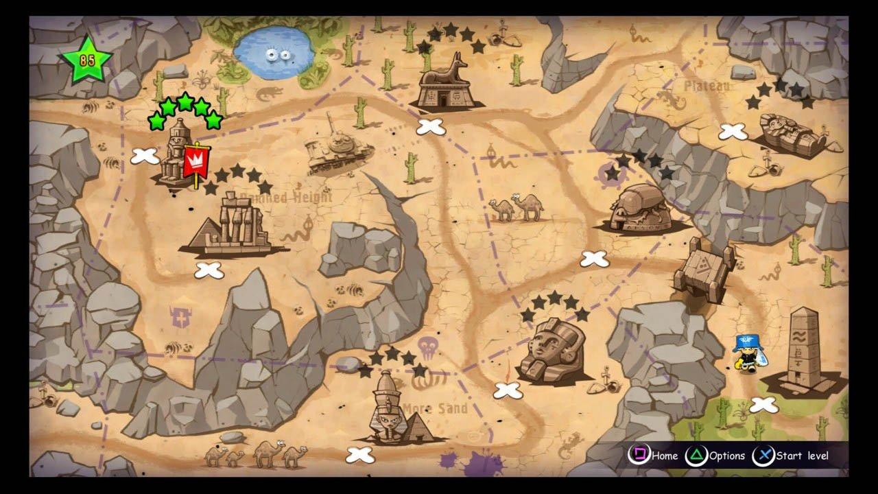 Labyrinth Legends (PS3) Review