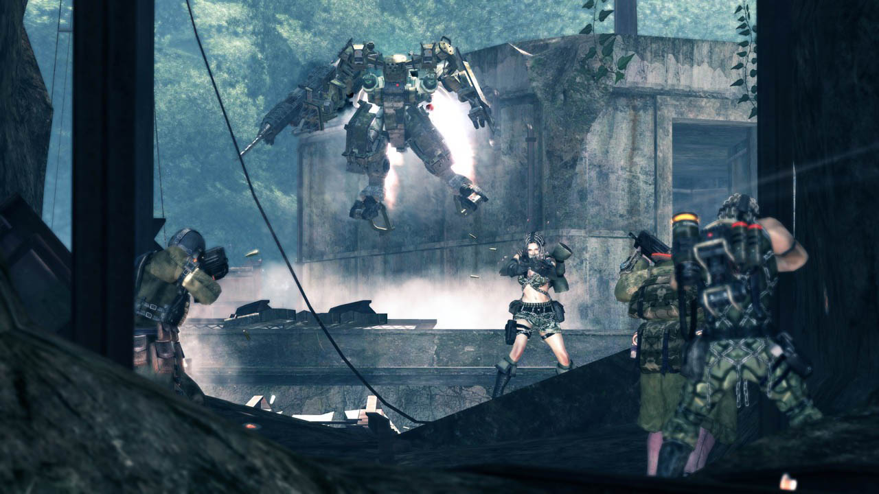 Lost Planet 2 (XBOX 360) Review
