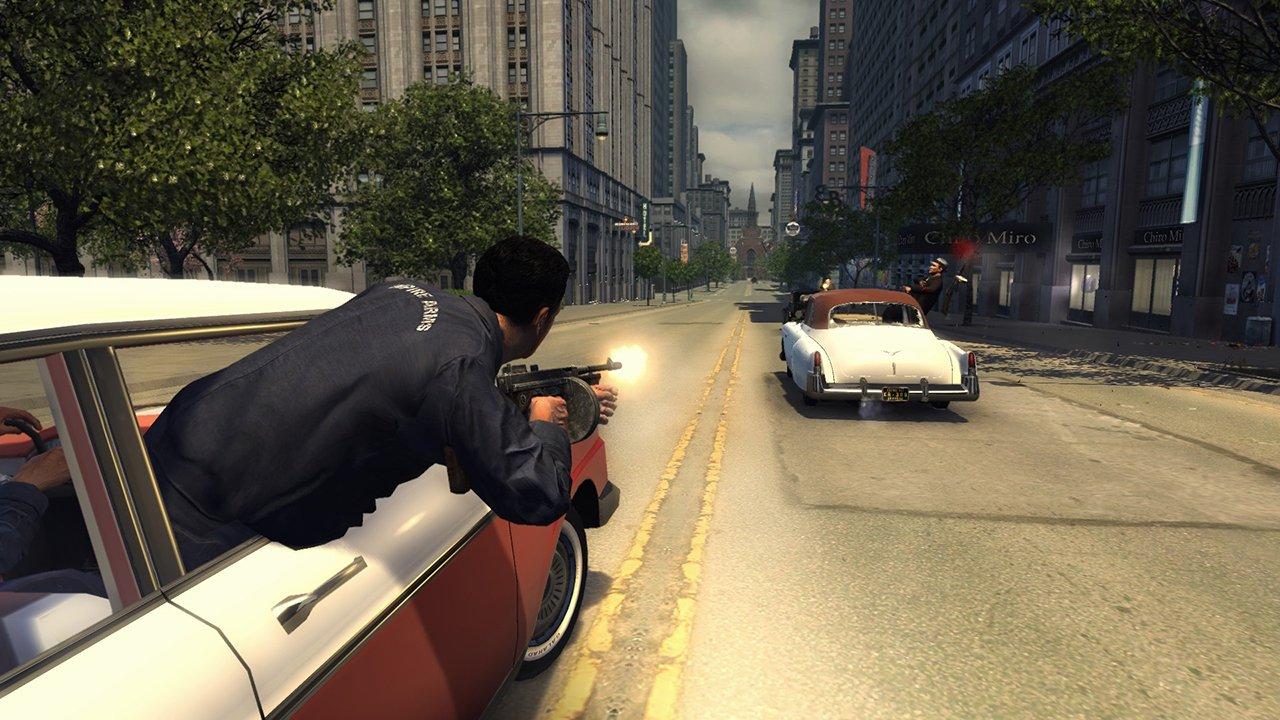 Mafia II (PS3) Review 8