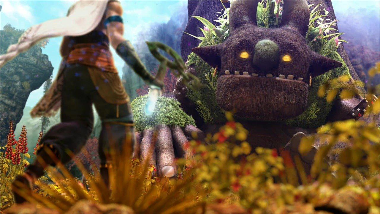 Majin and the Forsaken Kingdom (PS3) Review 1