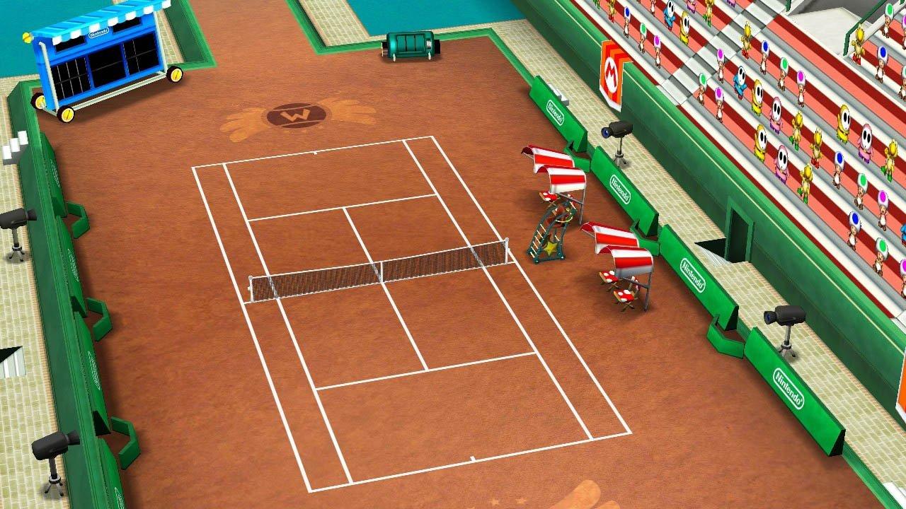 Mario Tennis Open (3DS) Review 1