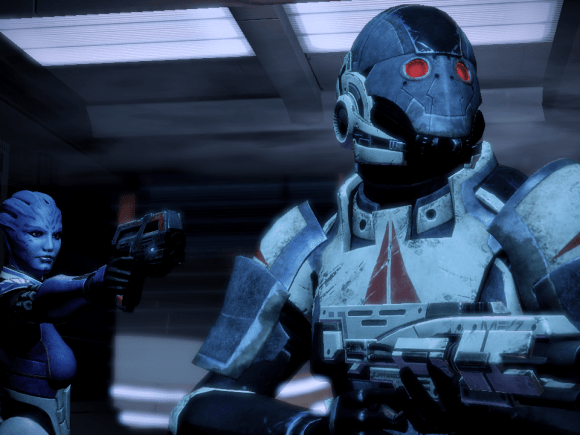 Mass Effect 2 (PS3) Review 1