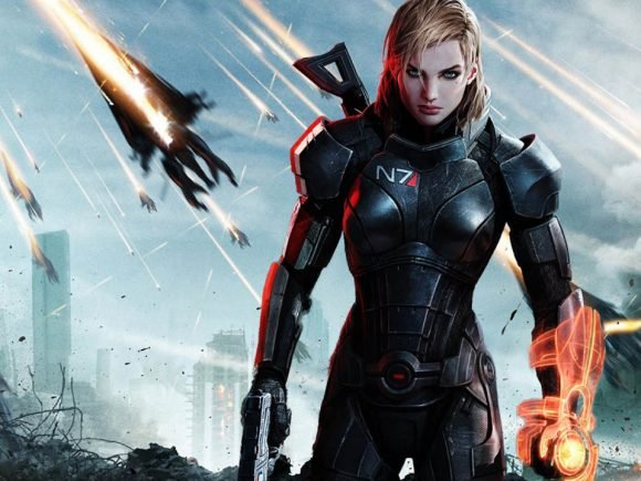 Mass Effect 3 (PS3) Review 1
