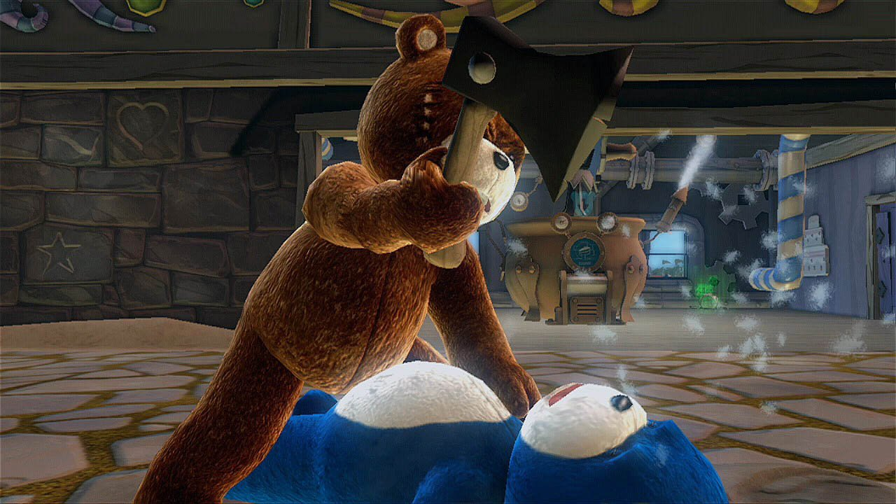 Naughty Bear (XBOX 360) Review