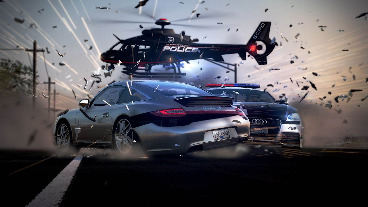 Need for Speed: Hot Pursuit (PS3) Review