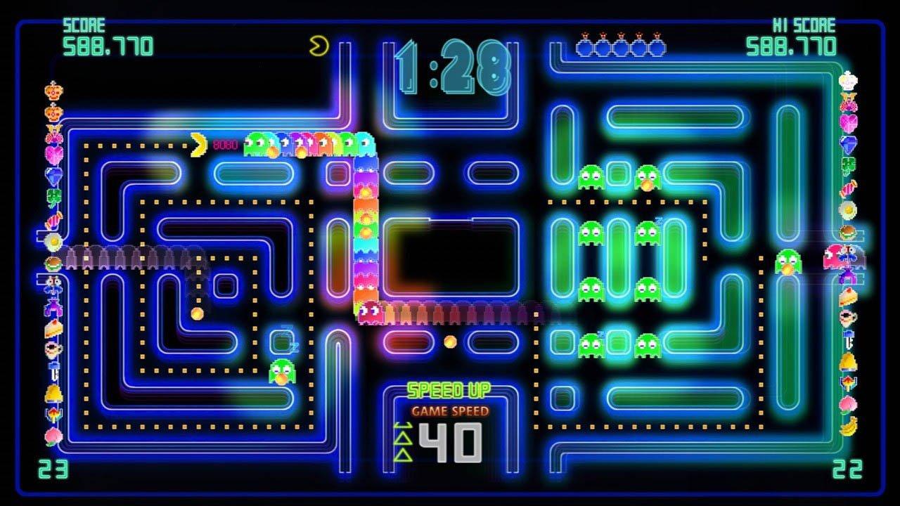 Pac Man Online