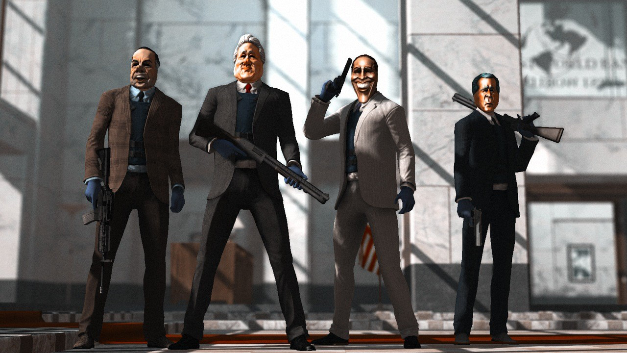 Payday: The Heist (PS3) Review 1