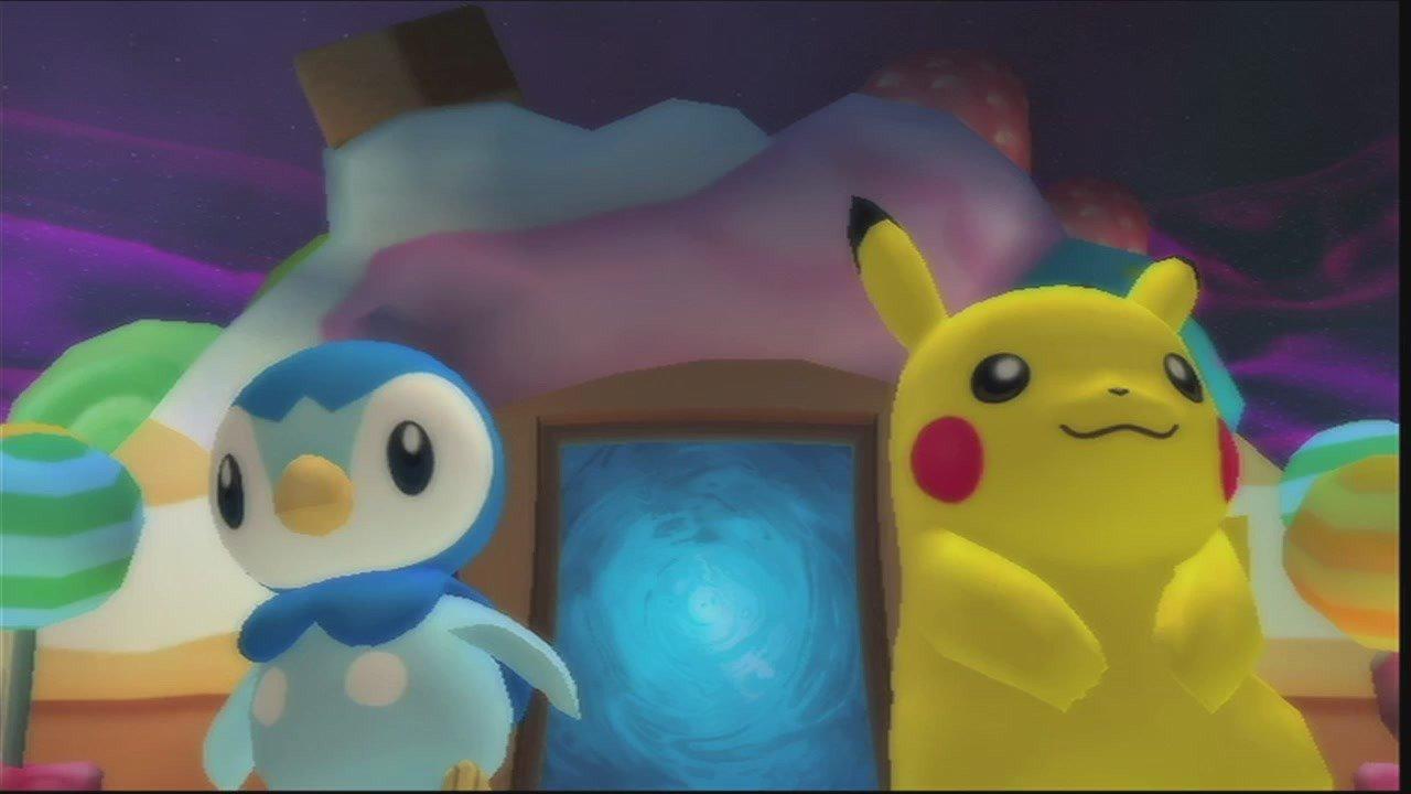 PokePark 2: Wonders Beyond (Wii) Review 2