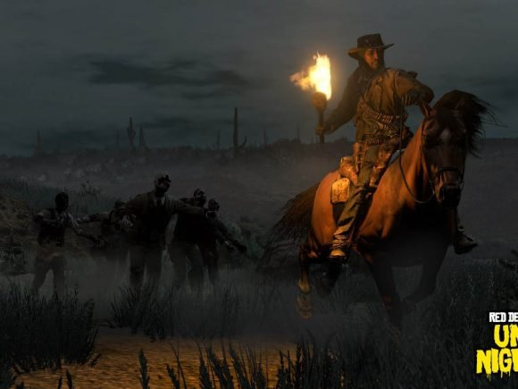 Red Dead Redemption: Undead Nightmare (PS3) Review 1