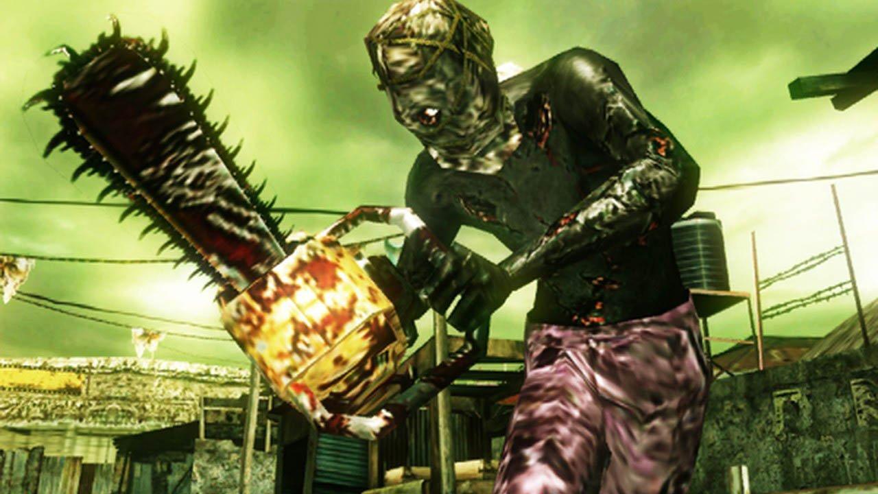 Resident Evil Mercenaries 3D (3DS) Review 1