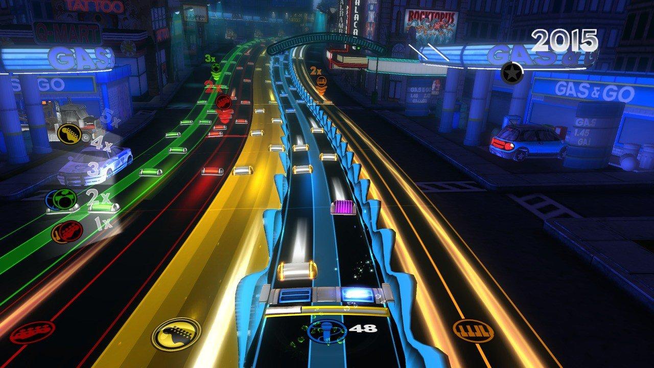 Rock Band Blitz (Xbox 360) Review 1