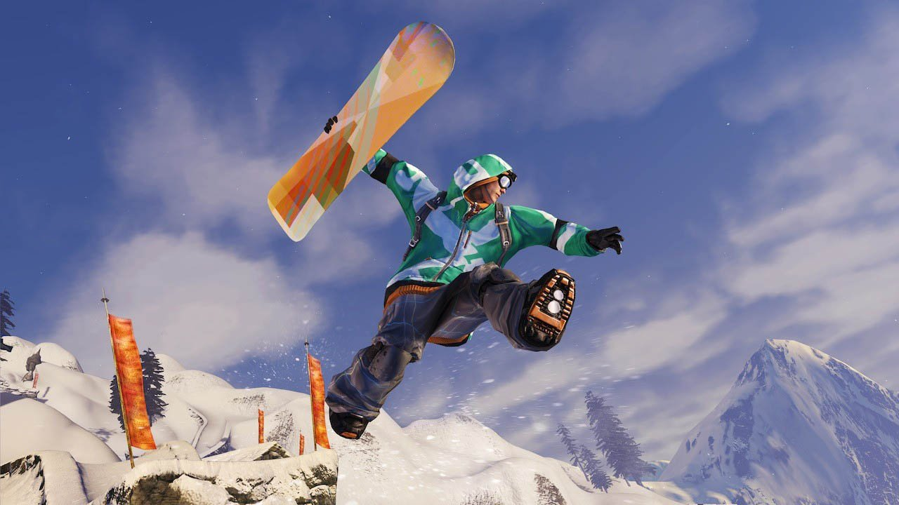 SSX (PS3) Review