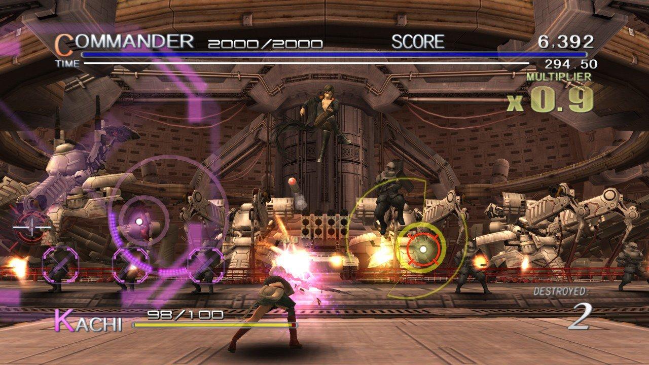 Sin & Punishment: Star Successor (Wii) Review