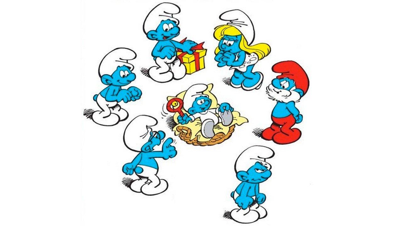 Smurfs Volume 14: The Baby Smurf Review