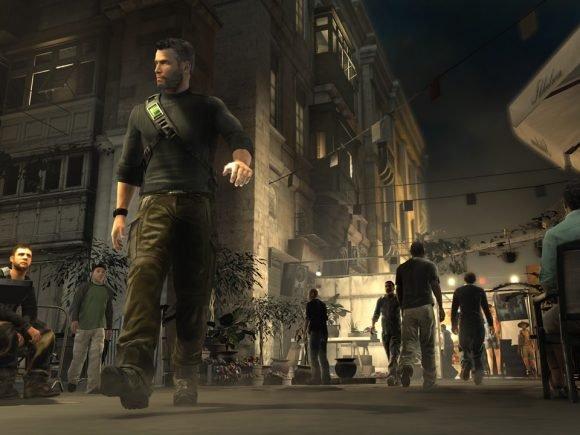 Splinter Cell: Conviction (XBOX 360) Review 1