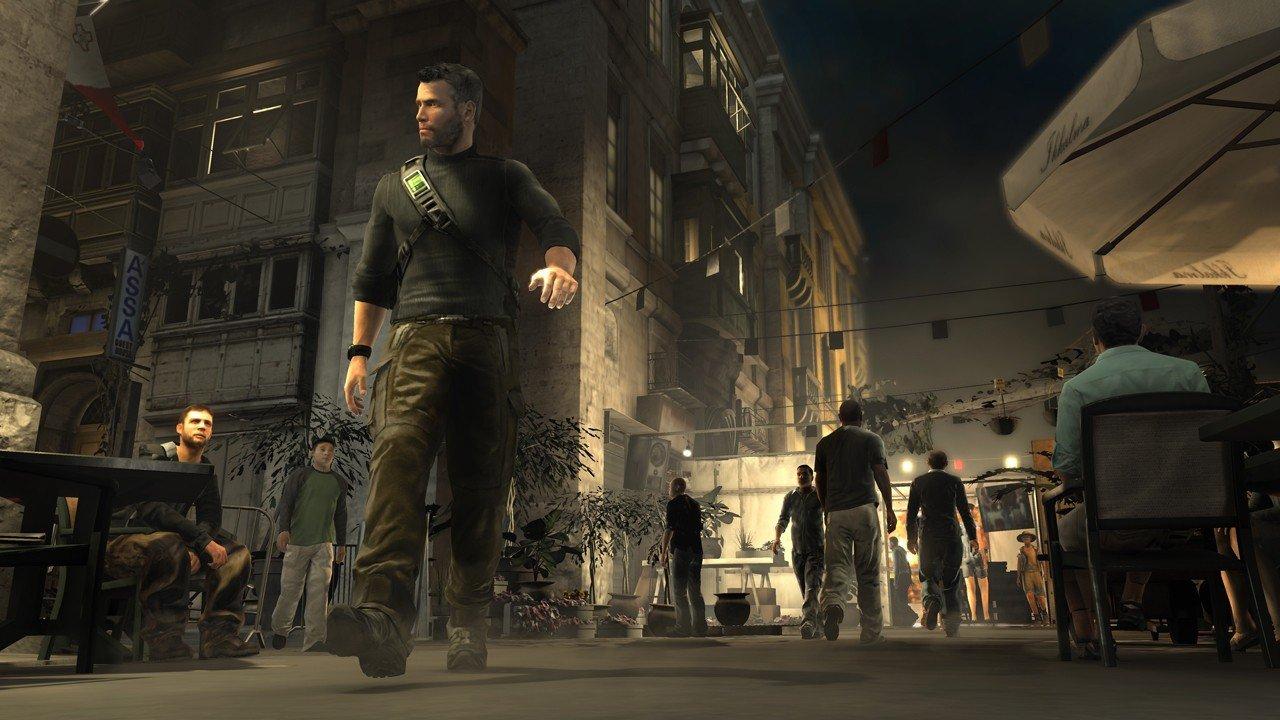 Splinter Cell: Conviction (XBOX 360) Review