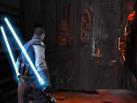 Star Wars: The Force Unleashed II (PS3) Review 1