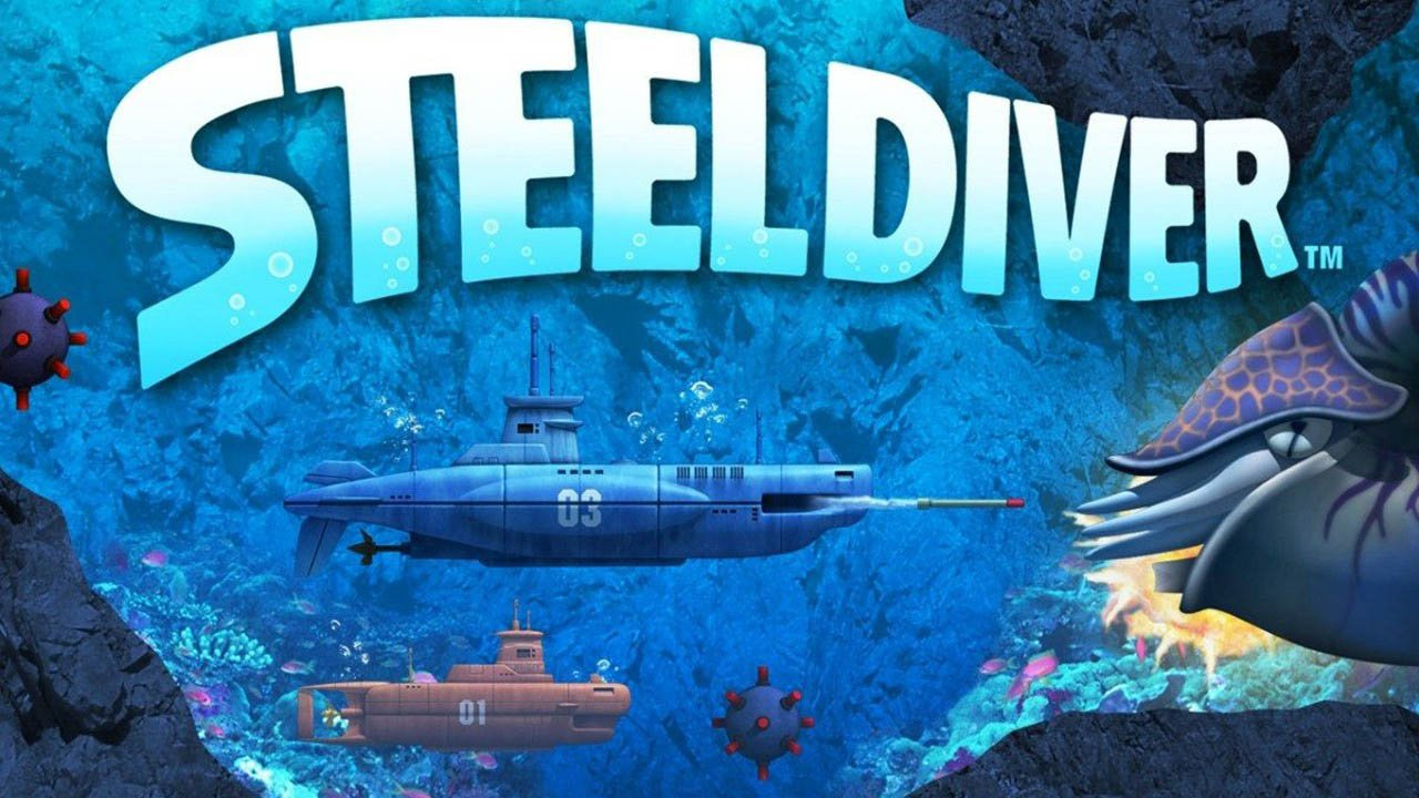 Steel Diver (3DS) Review 1