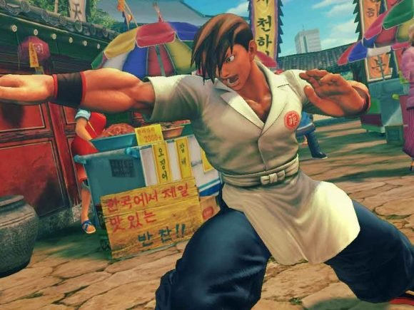 Super Street Fighter IV: 3D Edition (3DS) Review 1