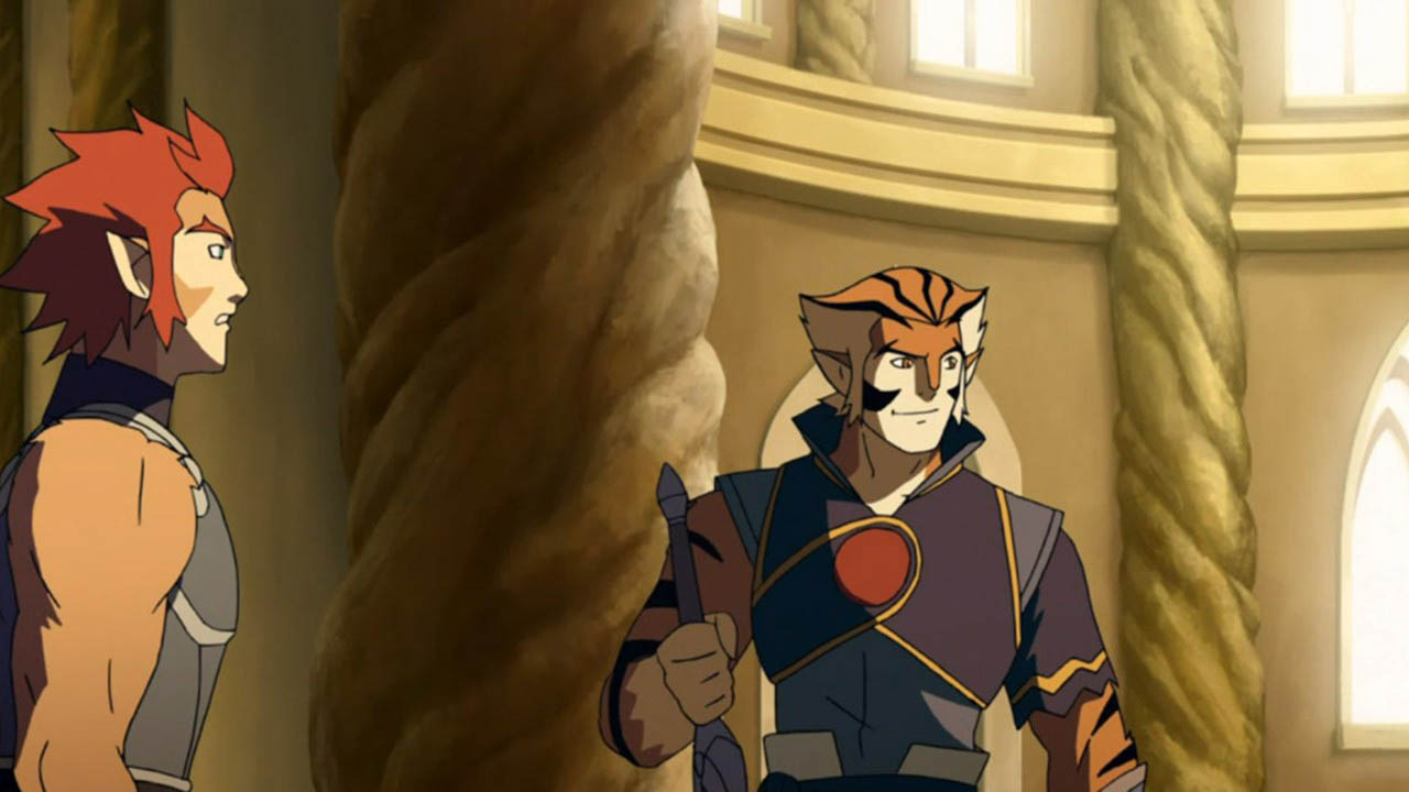 Thundercats (DS) Review