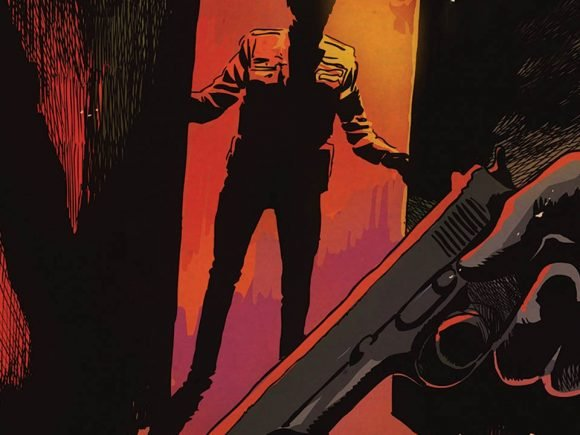 The Black Beetle in Night Shift #0 Review 1