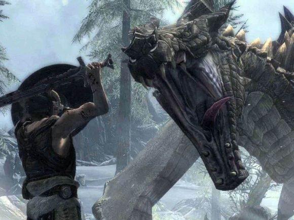 The Elder Scrolls: Skyrim (PS3) Review 1