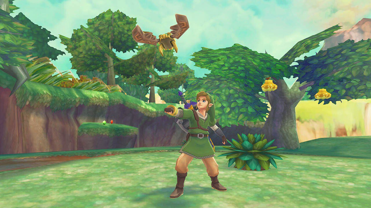 The Legend of Zelda: Skyward Sword (Wii) Review 1