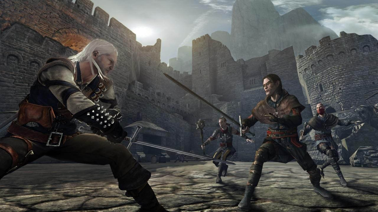 The witcher 2 assassins of kings pc review malvernweather Choice Image