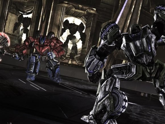 Transformers: War for Cybertron (PS3) Review 1