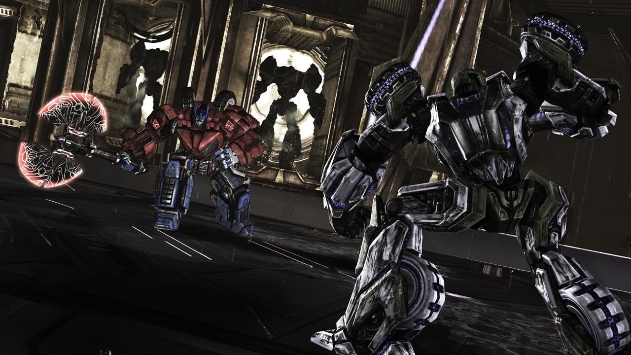 Transformers: War for Cybertron (PS3) Review 2