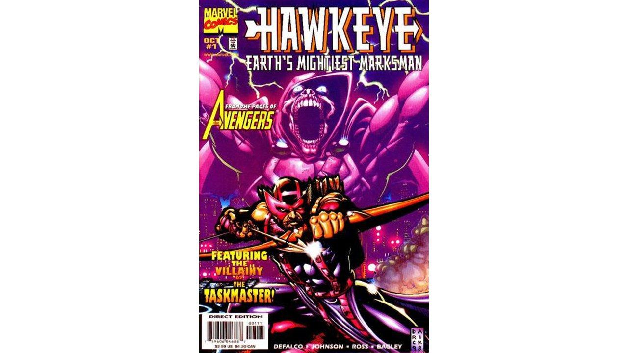 Avengers: Hawkeye – Earth's Mightiest Marksman Review