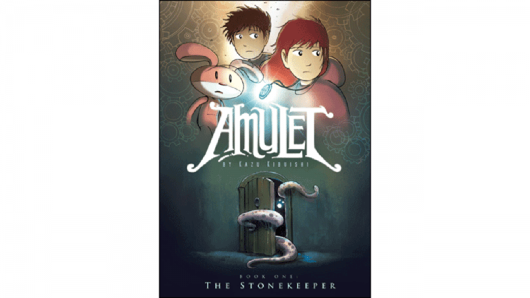 Amulet Book 1: The Stonekeeper Review 1