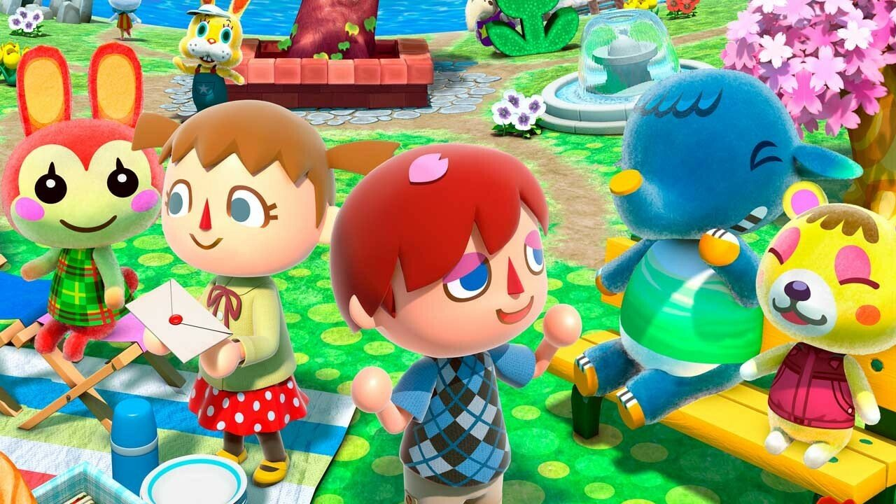 Animal Crossing: New Leaf for 3DS Reviews - Metacritic