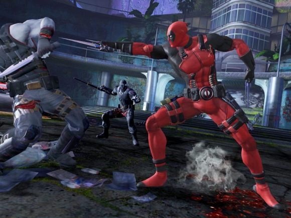 Deadpool (Xbox 360) Review 3