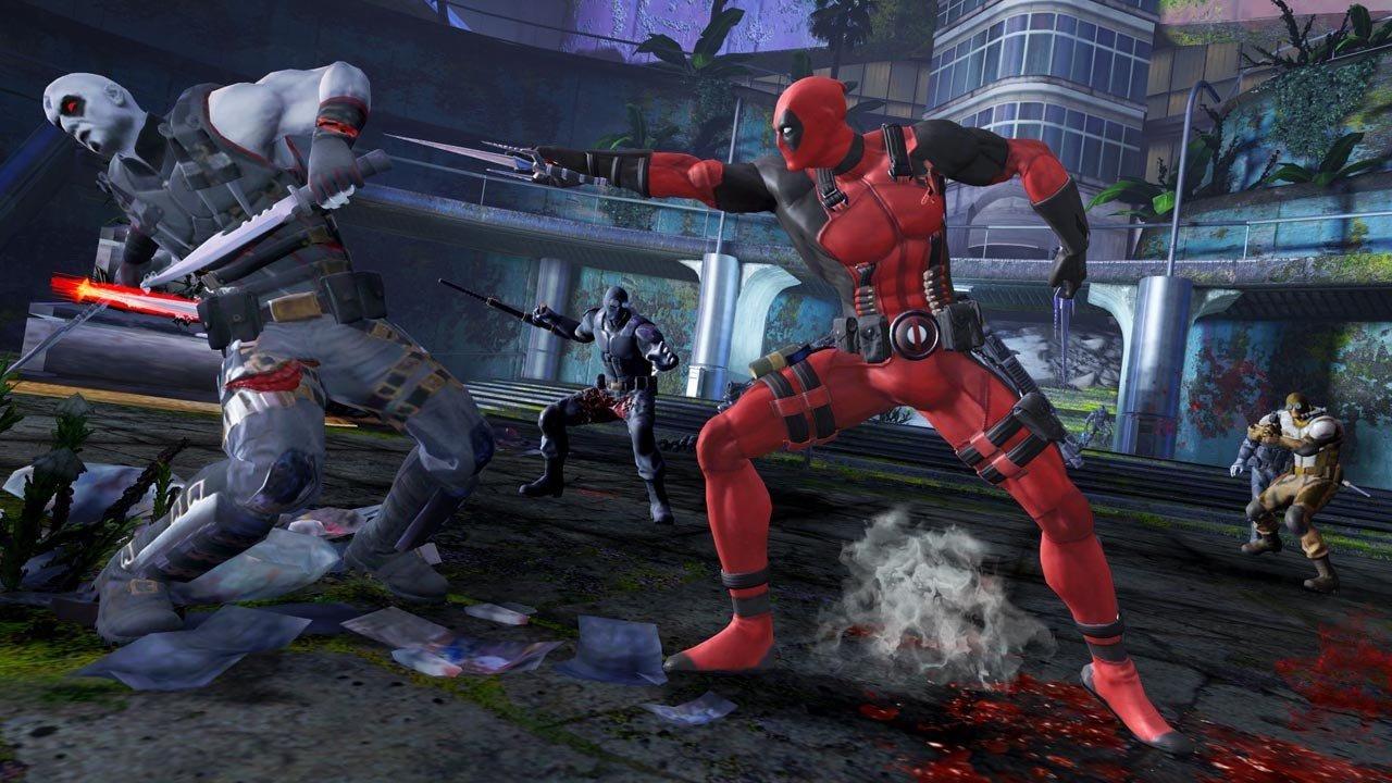 Deadpool (Xbox 360) Review 3