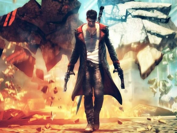 DmC: Devil May Cry (PS3) Review 1