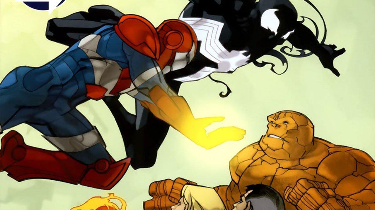 Fantastic Four Volume 5 Review