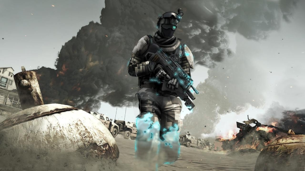Tom Clancy's Ghost Recon: Future Soldier (PS3) Review