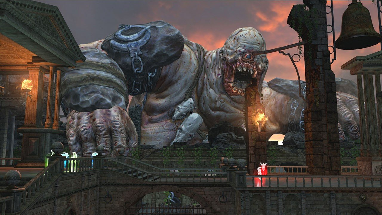 God Mode (PS3) Review