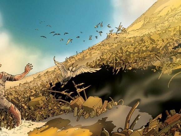 Great Pacific #1 Review 1