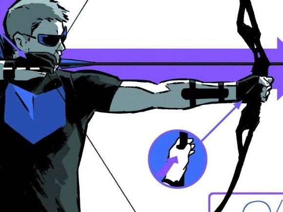 Hawkeye: My Life As A Weapon TPB Review 1