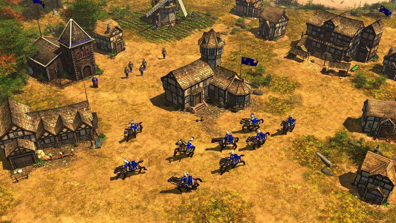 Age of Empires II: The Age of Kings HD (PC) Review 1