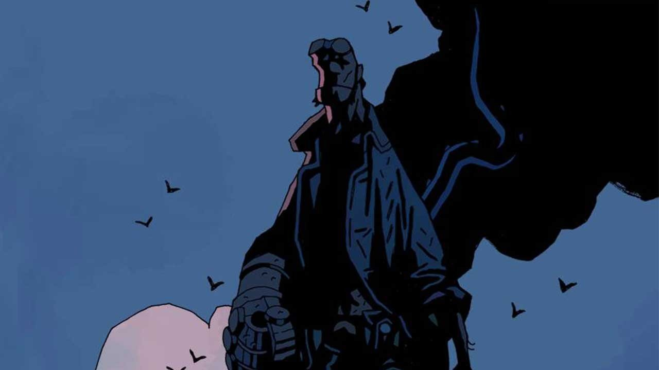 Hellboy in Hell #3 Review