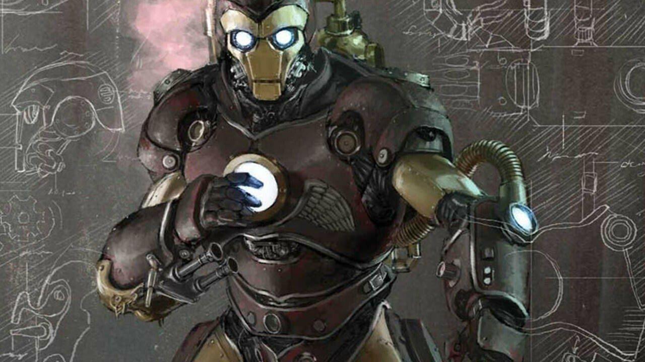 Iron Man #1 Review 1