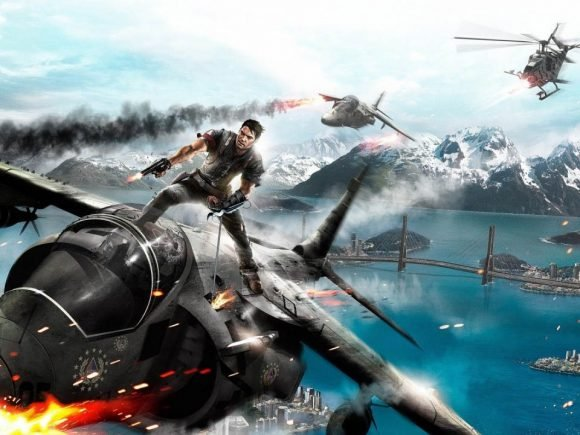 Just Cause 2 (PS3) Review 1