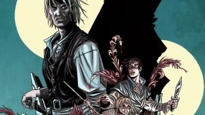 Kill Shakespeare: The Tide of Blood #1 Review