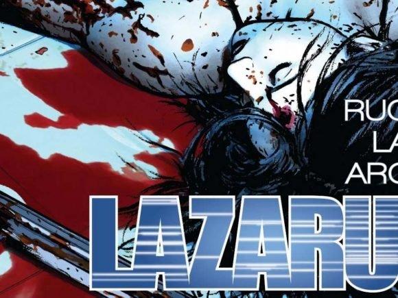 Lazarus #1 (Comic) Review 1